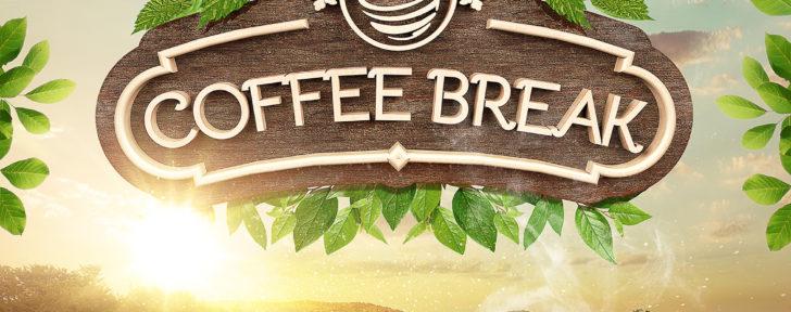 Дизайн баннера для кафе